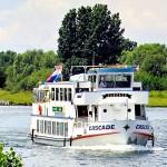 Flussbesatttungen Maas Schiff