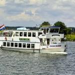 Flussbestattung Maas Schif Flanke