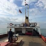 Seebestattung auf der Nordsee