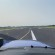 Luftbestattung mit dem Flugzeug am 6. November 2020